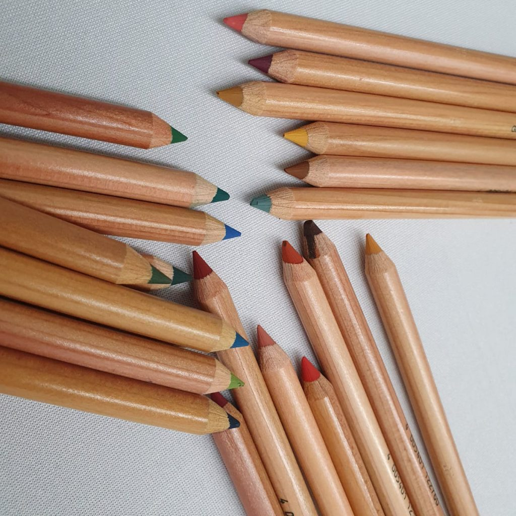 burn-out pencils II